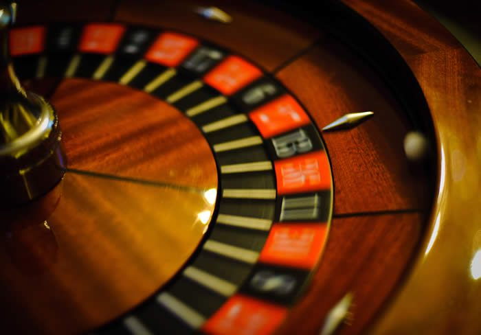 Roulette, photography by Conor Ogle